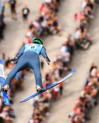 FIS Ski Jumping Grand Prix Courchevel Men 10août2019 concours Timi Zajc SLO 1er -5416